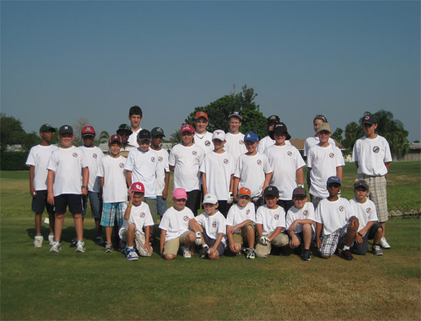 Oriole Golf Club Junior Camp
